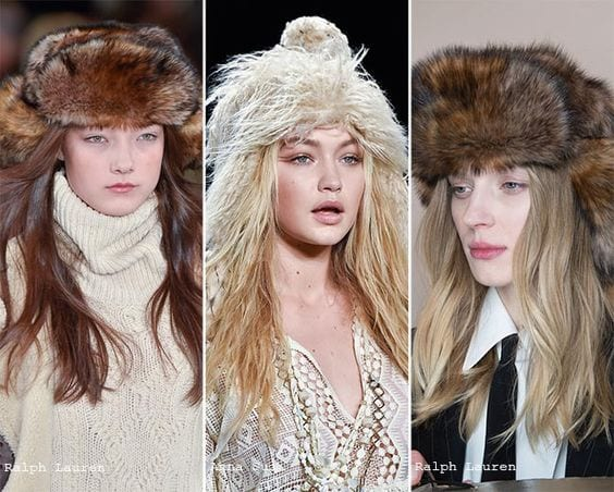 trapper-winter-hats-gigi-hadid Stylish Winter Hats for Women-These 8 Winter Hats Every Girl Must Try