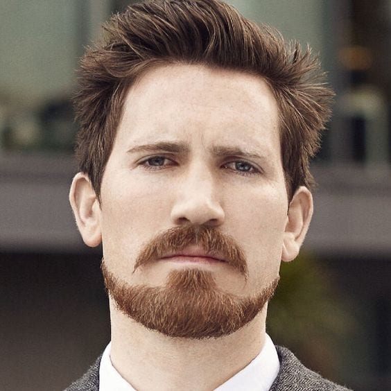 13-11 Types of Beards Styles; Their Name with Pictures - A Complete List
