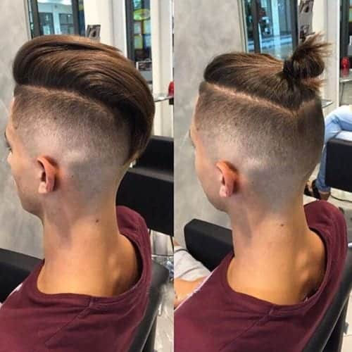 Disconnected Undercut Hairstyles For Men-20 New Styles and
