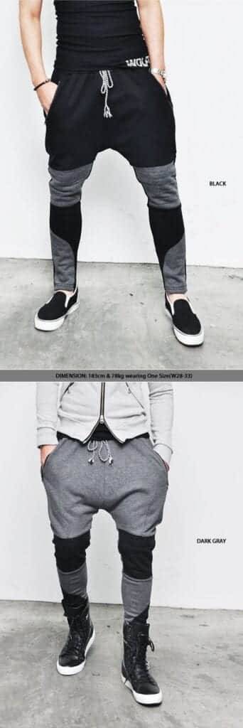How to wear Sweatpants and Joggers for Men (2)