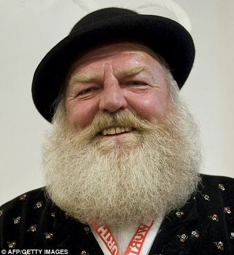 18-9 Types of Beards Styles; Their Name with Pictures - A Complete List