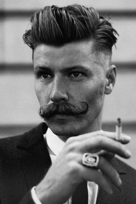 19-4 Disconnected Undercut Hairstyles For Men-20 New Styles and Tips