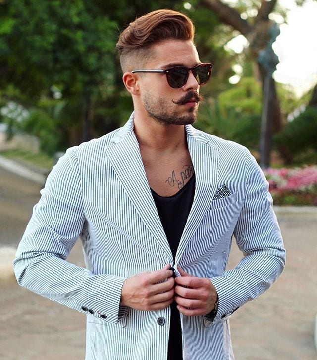 19 Men's Undercut Hairstyles - 30 New Undercut Styles Trending