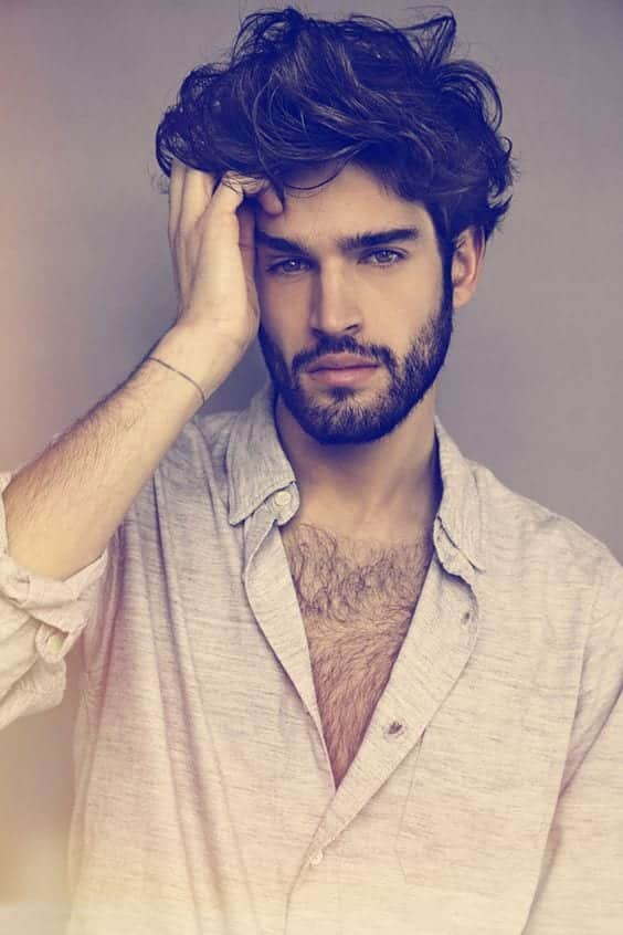 2-1 French Beard styles - 15 Different French Style Facial Hairs