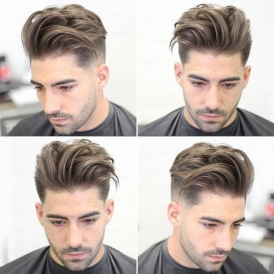 2-2 Men's Undercut Hairstyles - 30 New Undercut Styles Trending