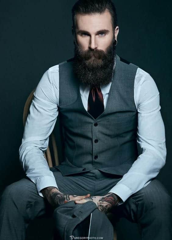 20-10 Types of Beards Styles; Their Name with Pictures - A Complete List