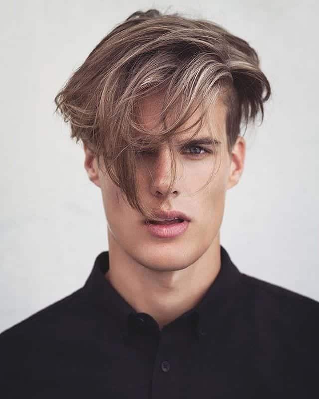20 Men's Undercut Hairstyles - 30 New Undercut Styles Trending
