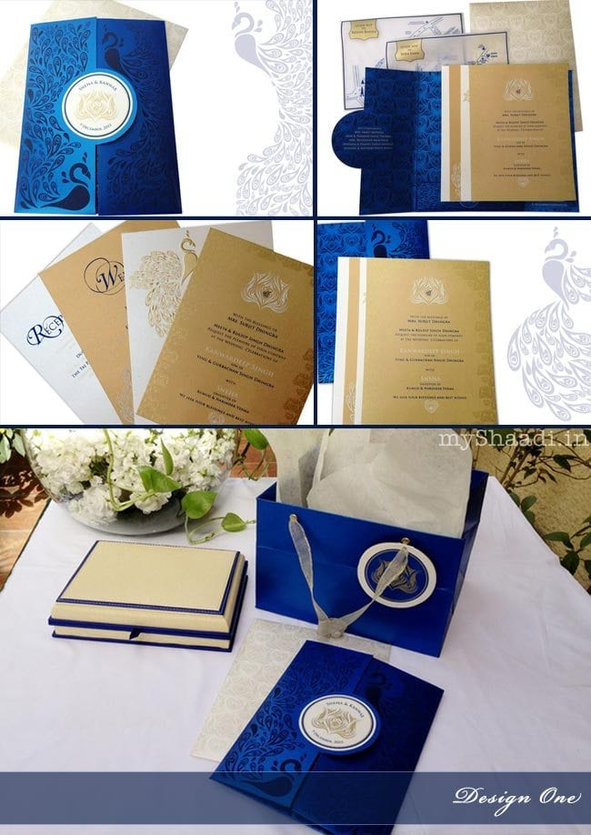 2113 40 Most Elegant Ideas for Wedding Invitation Cards and Creativity