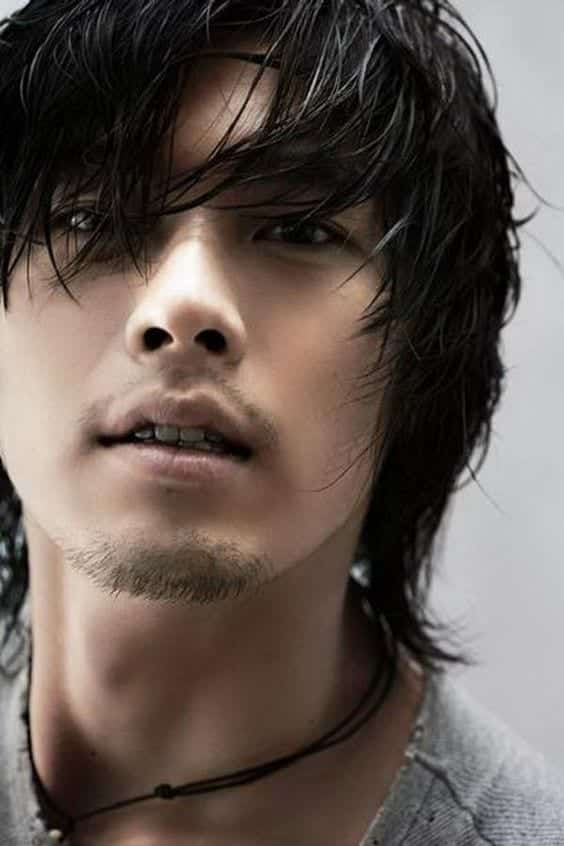 25-2 Asian Hairstyles for Men - 30 Best Hairstyles for Asian Guys