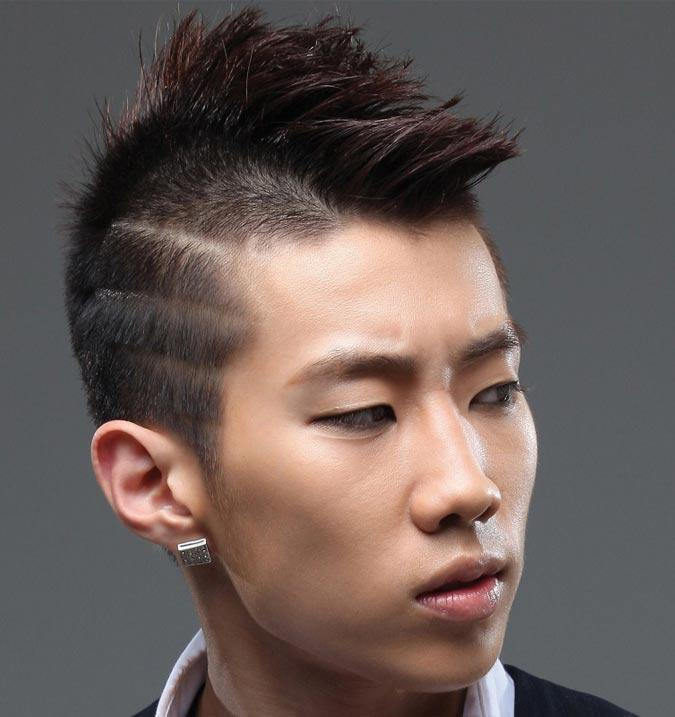 26-2 Asian Hairstyles for Men - 30 Best Hairstyles for Asian Guys