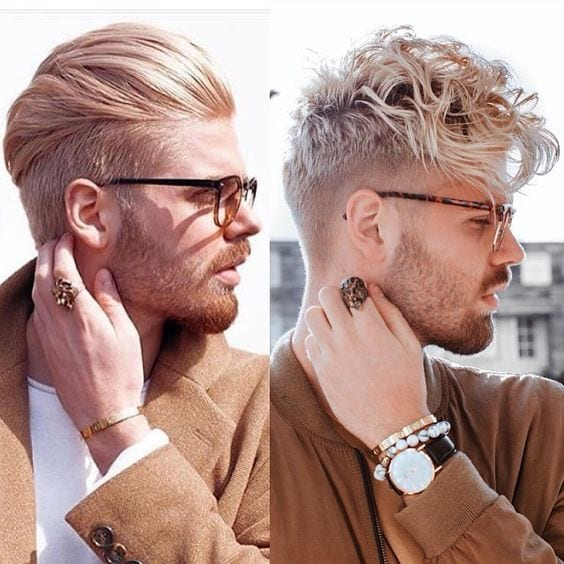 26 Men's Undercut Hairstyles - 30 New Undercut Styles Trending