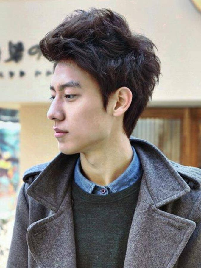 27-2 Asian Hairstyles for Men - 30 Best Hairstyles for Asian Guys