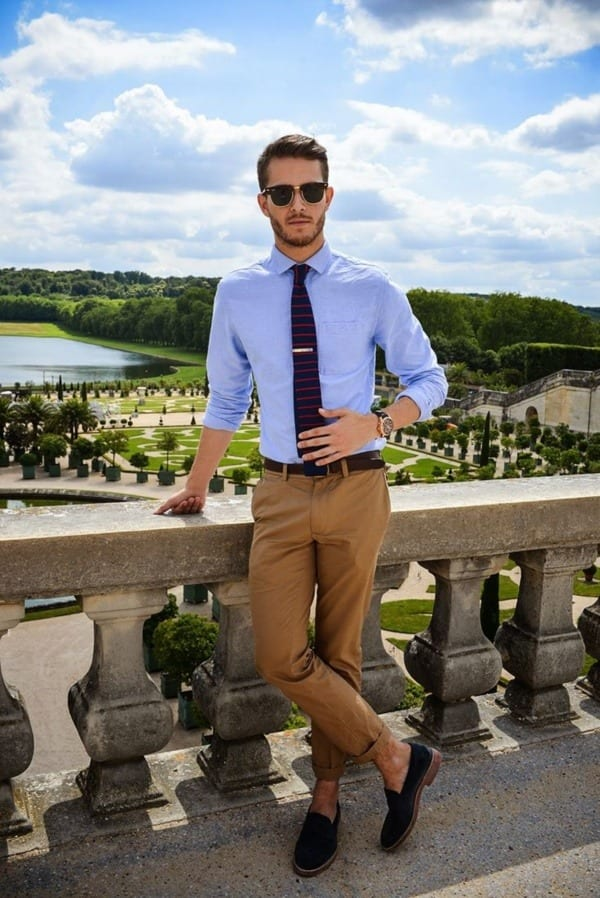 style | Everything you need to know about business casual fashion for men. The latest styles and trends plus tips and ideas from the experts.