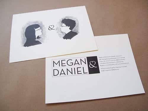 4499840235_9435c078bc 40 Most Elegant Ideas for Wedding Invitation Cards and Creativity