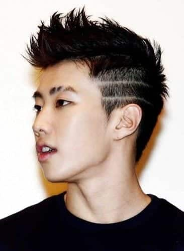 5-5 Asian Hairstyles for Men - 30 Best Hairstyles for Asian Guys