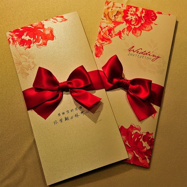 620fcccd026ce6f9ee274cf432fc67e6 40 Most Elegant Ideas for Wedding Invitation Cards and Creativity