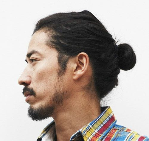 7-5 Asian Hairstyles for Men - 30 Best Hairstyles for Asian Guys