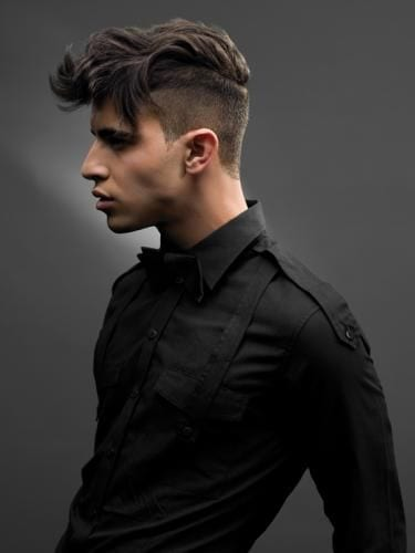 7-6 Disconnected Undercut Hairstyles For Men-20 New Styles and Tips
