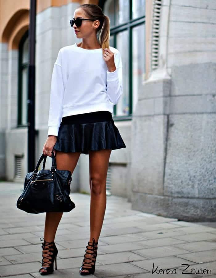 Outfits With Lace Up Shoes 18 Ways To Wear Lace Up Shoes