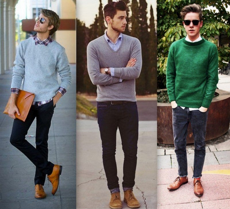 Sobreposições-Masculinas-Red-King-06 Outfits for Short Height Guys-20 Fashion Tips to Look Taller