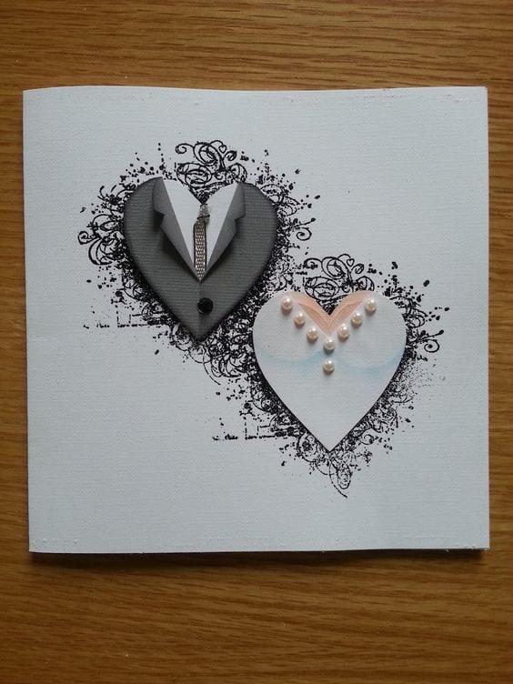 b41779b3752096b493e6fa61c566dbbc 40 Most Elegant Ideas for Wedding Invitation Cards and Creativity