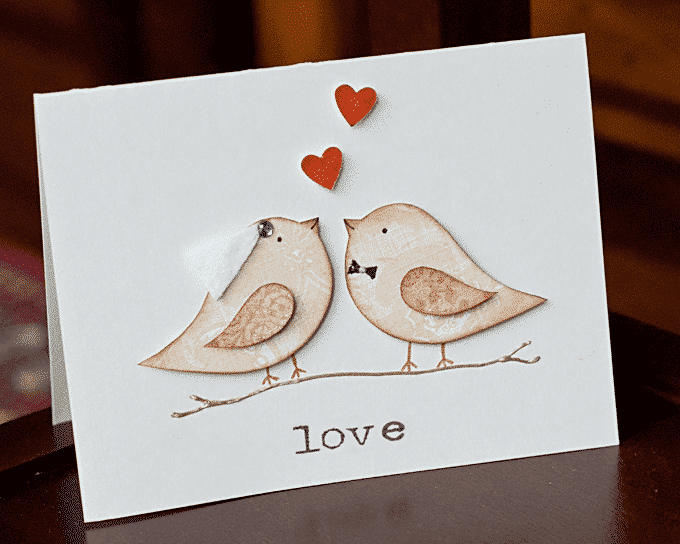birds_love1_1 40 Most Elegant Ideas for Wedding Invitation Cards and Creativity