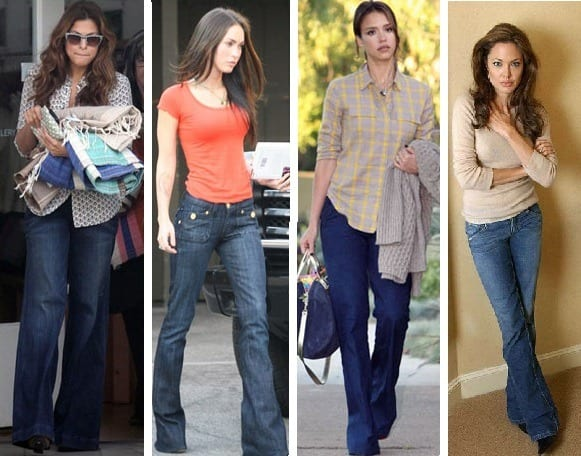 Ideas to wear Bootcut jeans with style (8)