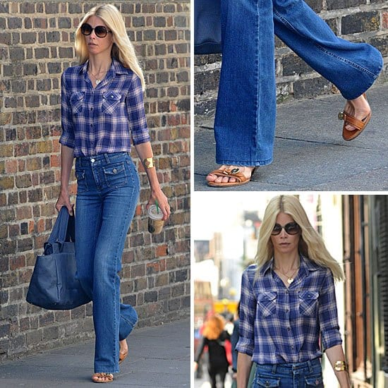 Ideas to wear Bootcut jeans with style (21)