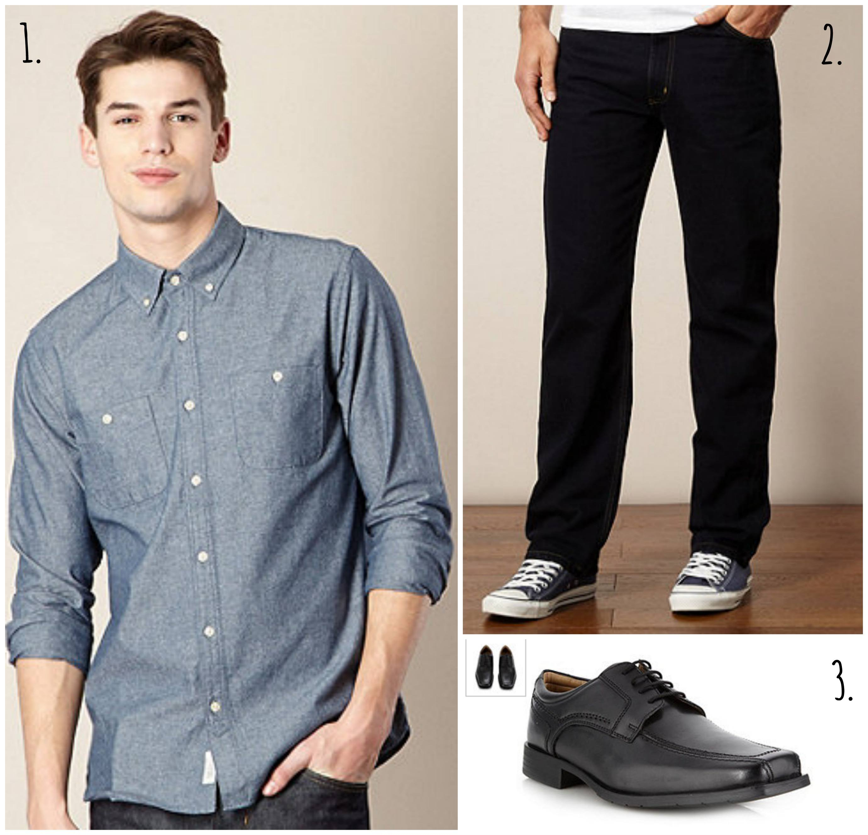 What To Wear On A Casual Date Men