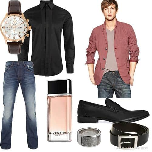 date-outfits-for-men8 Date Outfits for Men-20 Best Outfits for Men to Wear on a Date