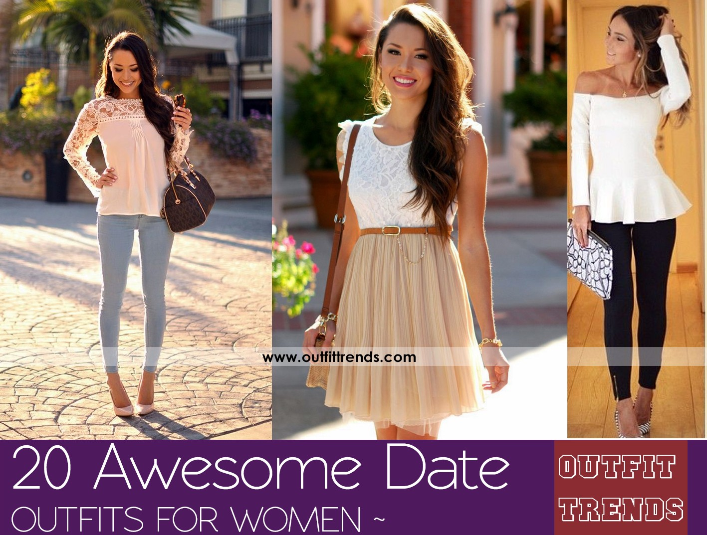 date-outfits-for-women Date Outfits for Women - 20 Best Outfits to wear on a Date