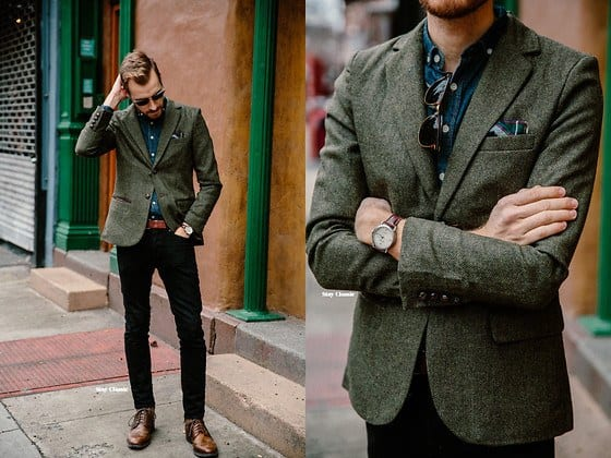 Date Outfits for Men-20 Best Outfits for Men to Wear on a Date