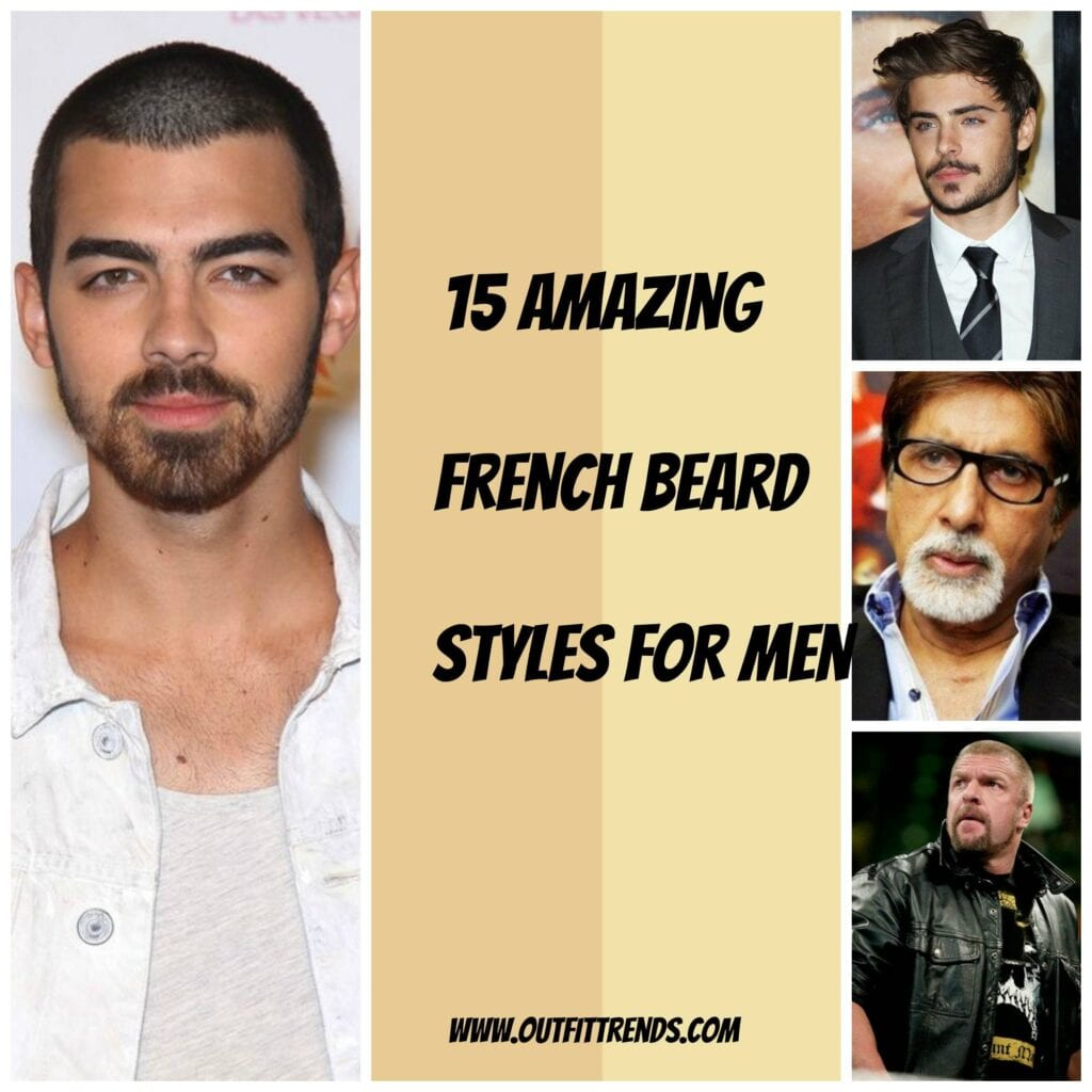 different types french beard - photo #5