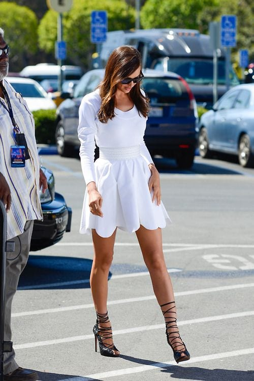 lace-up-shoes-outfits3 Outfits with Lace-up Shoes - 18 Ways to Wear Lace-up Shoes