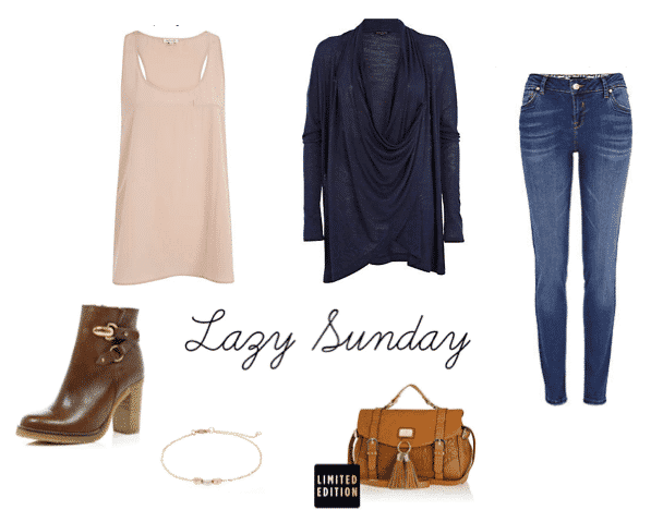 lazy-sunday-style What To Wear in Vegas-18 Ultimate Attire Ideas for Ladies off to Vegas