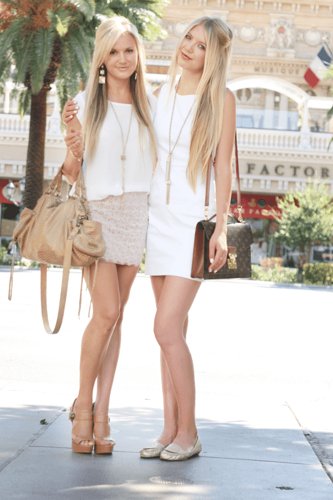 lunch-outfit What To Wear in Vegas-18 Ultimate Attire Ideas for Ladies off to Vegas