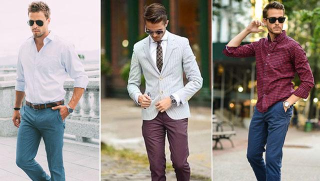 mens-office-wear16 Men Summer Office wear-18 Best Workwear Outfits for Warm Months