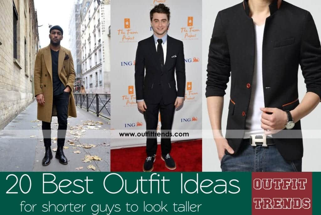 outfits-for-short-guys-1024x687 Outfits for Short Height Guys-20 Fashion Tips to Look Taller