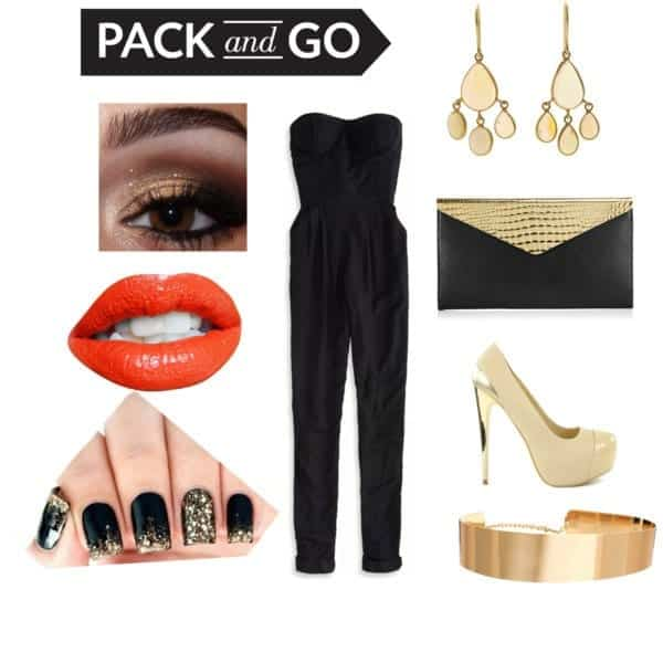sexy-night What To Wear in Vegas-18 Ultimate Attire Ideas for Ladies off to Vegas