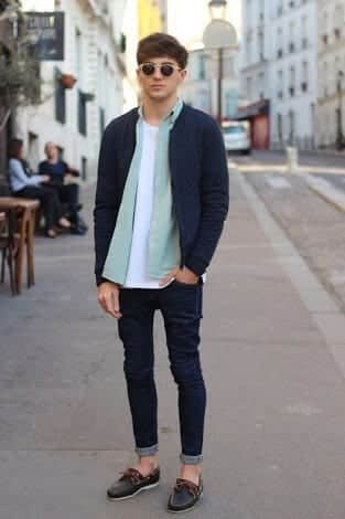 skinny-jeans-outfits-for-men-11 Men's Outfits with Skinny Jeans-18 Ways to wear Skinny Jeans