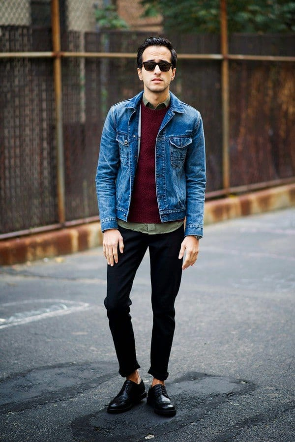 skinny-jeans-outfits-for-men Men's Outfits with Skinny Jeans-18 Ways to wear Skinny Jeans