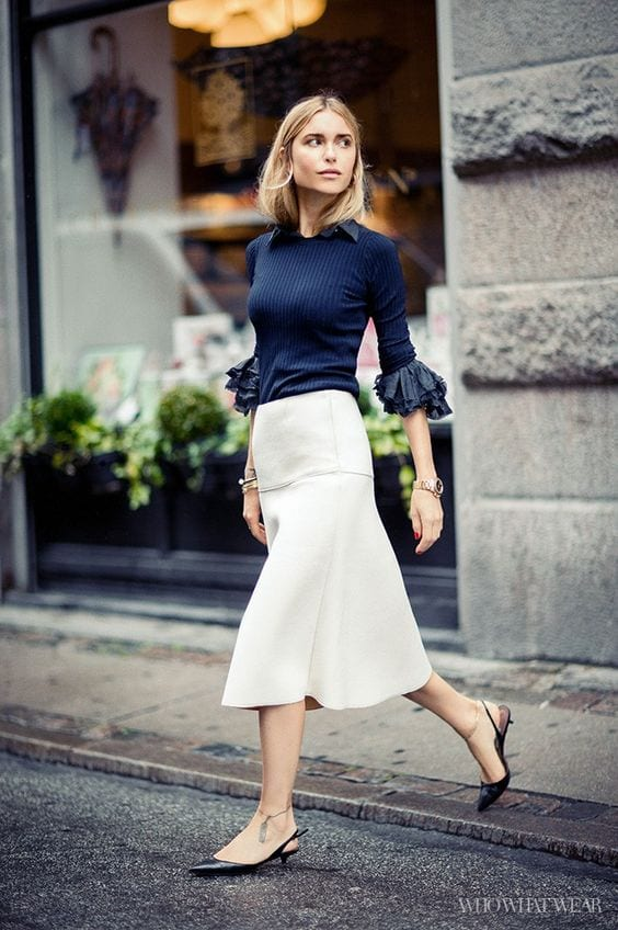 summer-office-outfits-4 Women's Work Wear Outfits-20 Best Summer Office Wear for Women