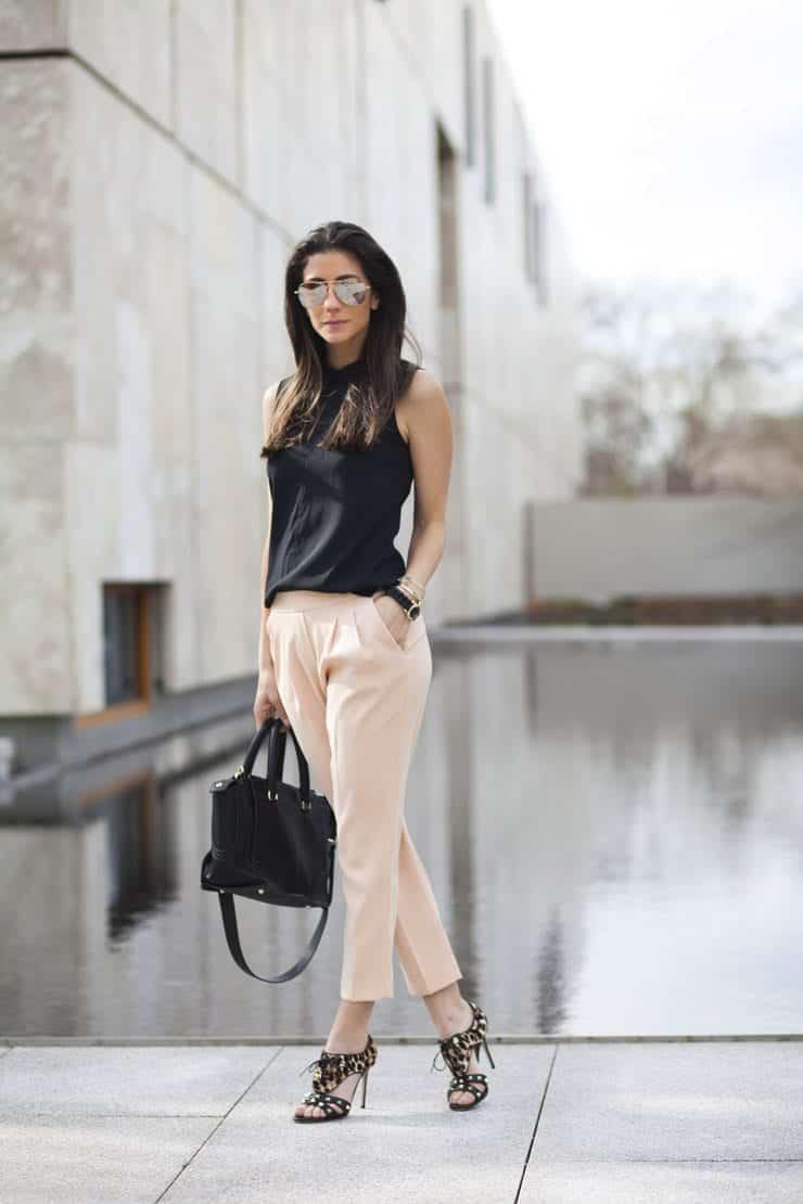 Womenu0026#39;s Work Wear Outfits-20 Best Summer Office Wear for Women