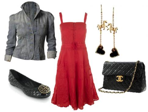 valetines-day-outfit-idea Date Outfits for Women - 20 Best Outfits to wear on a Date