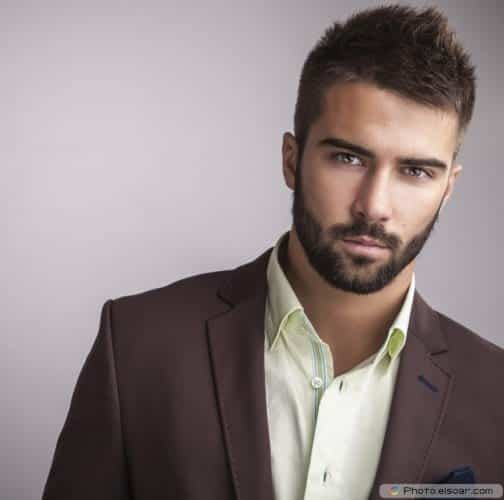 some awesome short beard looks for men (9)
