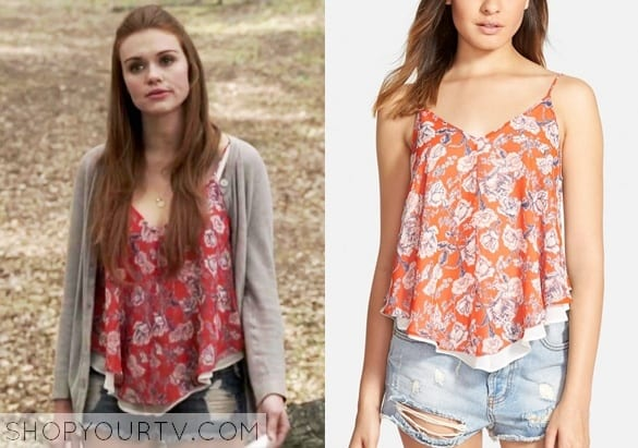 2 Teen Wolf Outfits-10 Best Outfits Worn in Teen Wolf Seasons