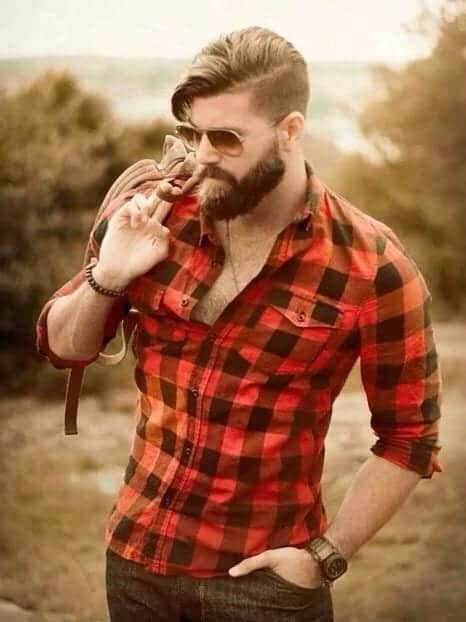 some awesome short beard looks for men (2)