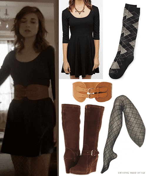 3 Teen Wolf Outfits-10 Best Outfits Worn in Teen Wolf Seasons