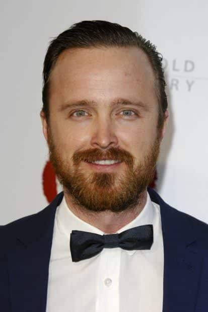 AaronPaul-1 Celebrities Beards Styles-30 Most Sexiest Actors with Beard