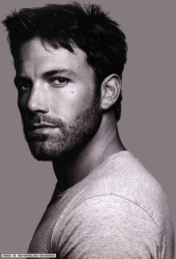 BenAffleck Celebrities Beards Styles-30 Most Sexiest Actors with Beard
